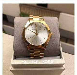 MK Slim Watch Authentic