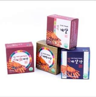 💥大熱韓國即食蟹膏