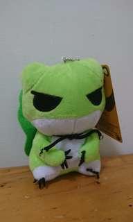 蛙蛙 旅蛙 旅行青蛙 絨毛娃娃