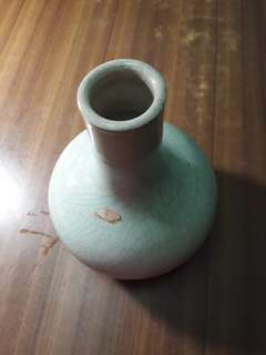 明国老花瓶
