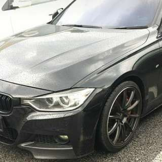 BMW F30 316i (A)  SAMBUNG BAYAR /CAR CONTINUE LOAN