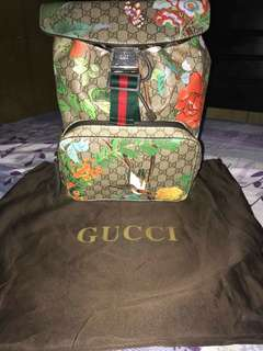 Gucci premium quality backpack