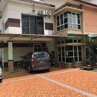 2 Storey SemiD Corner Lot, Taman Desa Saujana Sungai Merab, Kajang Fully Renovated