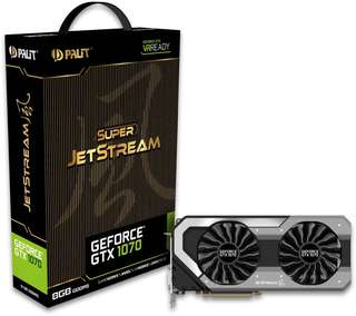 Palit Super JetStream Geforce GTX 1070 8GB
