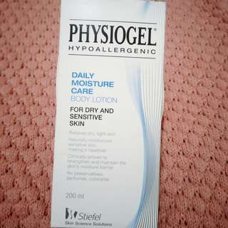Physiogel Hypoallergenic [body lotion]