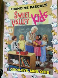 Sweet valley kids - good bye mrs otis