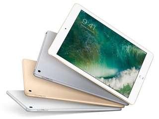 Apple New iPad 128GB WiFi + Cellular 2 years (9.7inch)