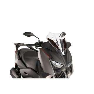 Puig V-Tech Line Sport Windshield for Yamaha X-Max 300 (2017 - 2018)
