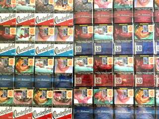 Cigarettes BUY 1 Free 1 !