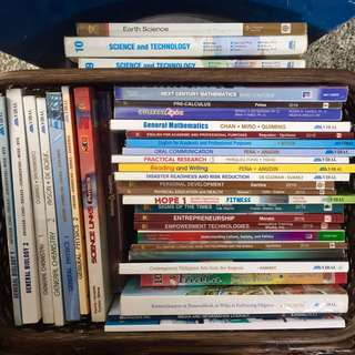 Textbooks FOR SALE (K-12)