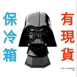 現貨!星際大戰 Star Wars AQUA 黑武士 達斯 維達 ASR-MK1 飲料 凍箱 保冷箱 1:1頭像 光劍音效