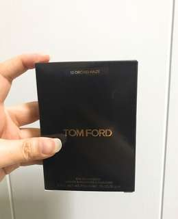 Tom Ford Orchid Haze Eyeshadows