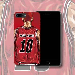 SlamDunk Theme Phone Case