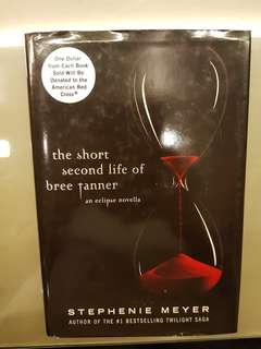 Second Life of Bree Tanner, Twilight Saga (hard cover)