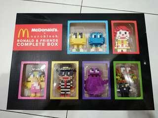 McDonald's nanoblock