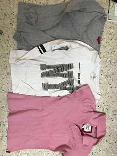 3 for RM50 Abercrombie & Fitch, Padini and GRG Graphic Authentic for Woman