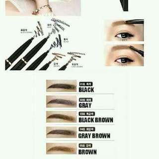 3W Clinic Dual Auto Eyebrow