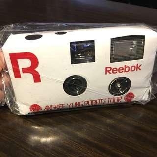 【全新】Reebok 即用即棄菲林相機 (收藏品)