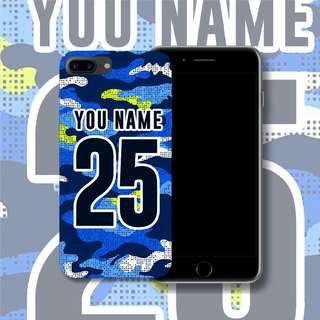 Camouflage Theme Phone Case