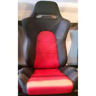 proton wira satria saga2 saga  sscus new sport seat 1 set 2 pcs tapak guna lama siap pasang in post malaysia RM650