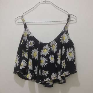 Cotton On Flowy Floral Top