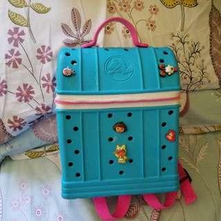 Crocs backpack for kids