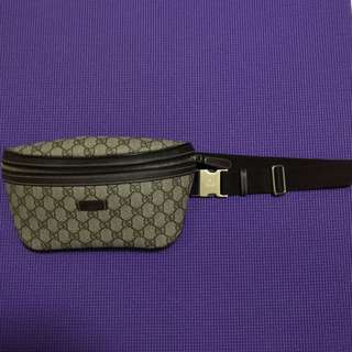 Gucci waistbag authentic
