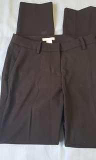 Dress pants H&M size 2