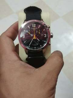 🚚 TISSOT (PRC200) complete with box.