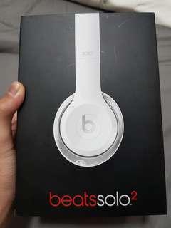 Beats solo2 有線耳機