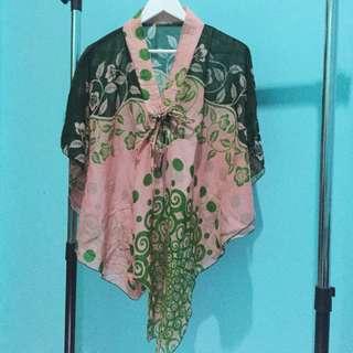 Tunik Kimono Pink