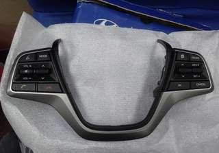 Hyundai Elantra AD Cruise control