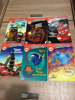 Disney Story books
