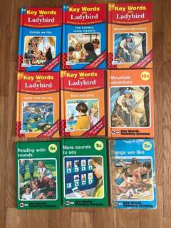 Keywords with Ladybird