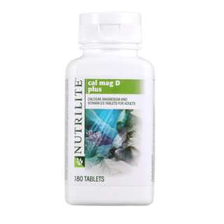 Calcium (Nutrilite Calcium Mag D Plus)  No 1 Brand In Worldwide.