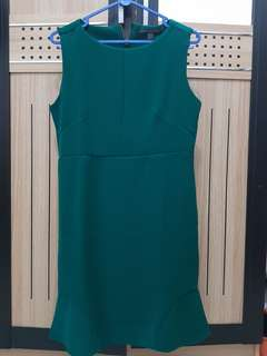Look Boutique Store Green Dress