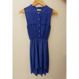 TAYLOR BLUE dress