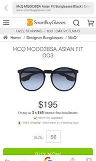 McQ Sunglasses