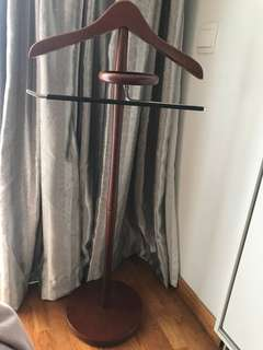 Used Gentleman Coat/Garment Stand For Sale