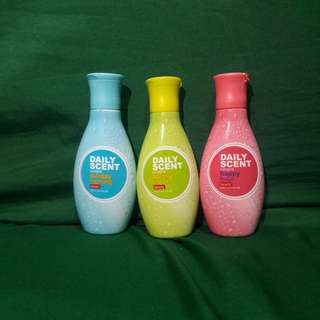 3 for 50 Bench Daily Scent Cologne