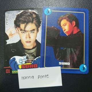 EXO SUHO Power Card