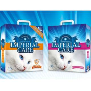 Imperial Care Premium Clumping Cat Litter