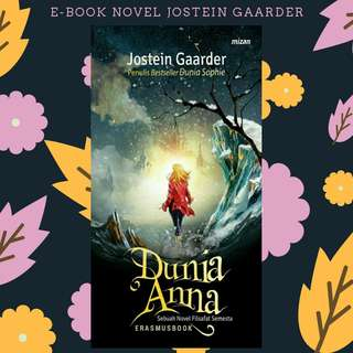 EBOOK PDF NOVEL DUNIA ANNA