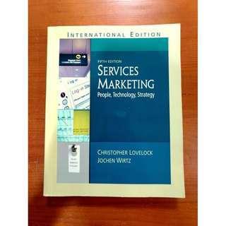 🚚 服務行銷《Services Marketing》ISBN:0131268465 Christopher Lovelock