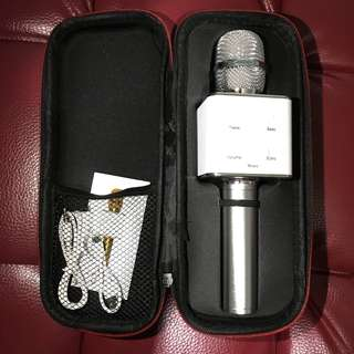 rechargable microphone