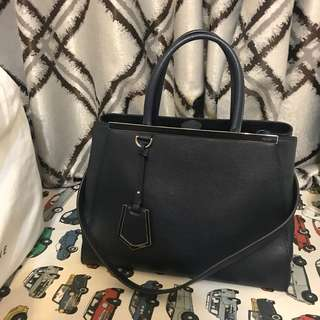 Fendi 2Jours Medium Size