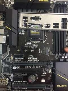 Gigabyte GA-H170-D3H motherboard