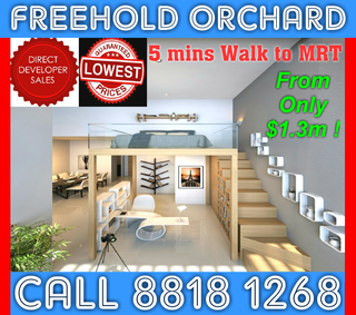 ONLY 56 Units!! RARE New Freehold Orchard Condo for SALE !!