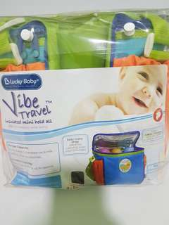 Lucky Baby Vibe Travel Bag
