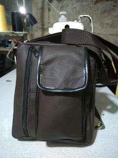 Tas kulit asli (gratis ongkir pulau jawa)